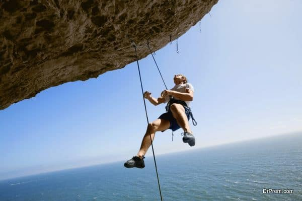 Mountaineering (2)
