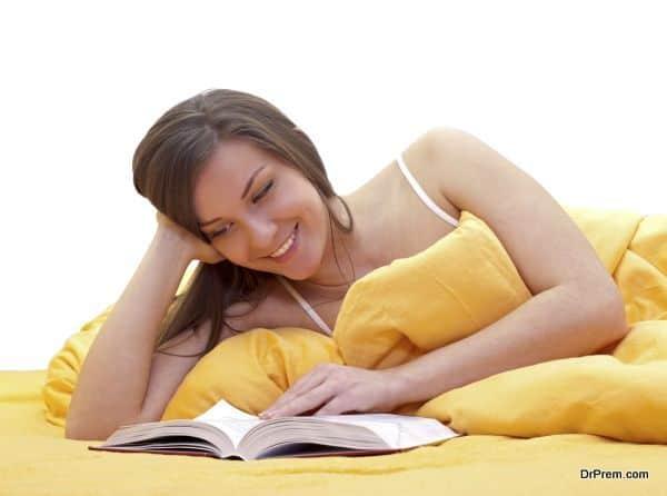 reading habit is good