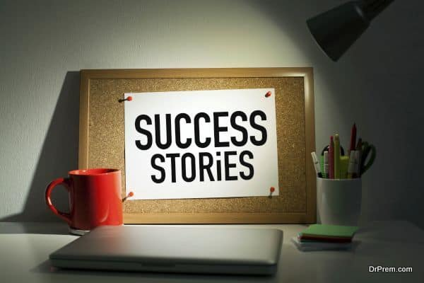 success stories of people