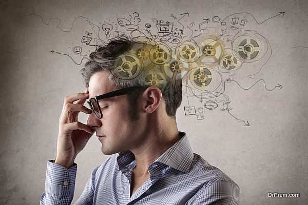 Convergent thinking is inward thinking