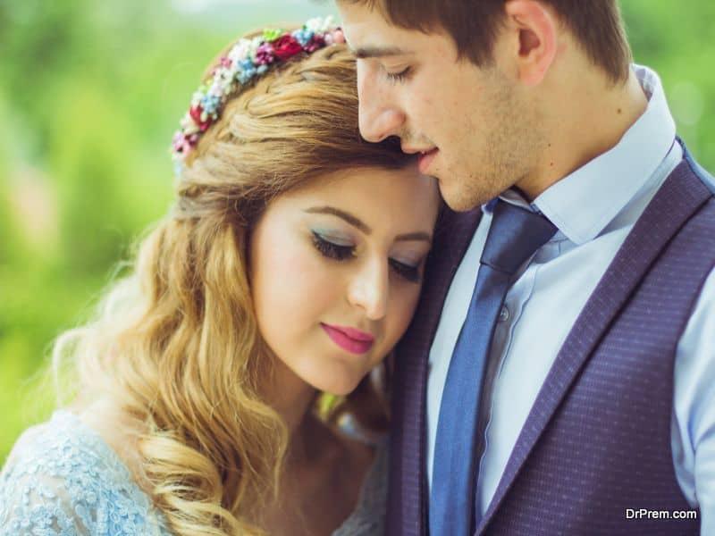 finally got married