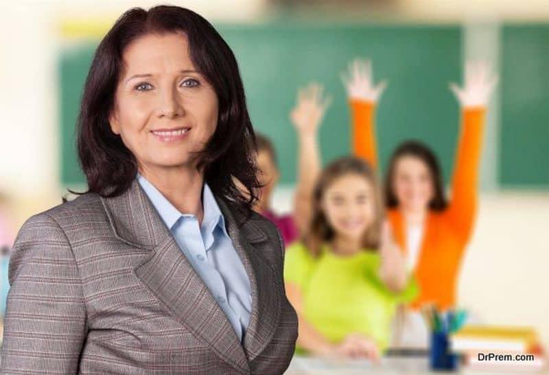 Make Teaching More Interactive (5)