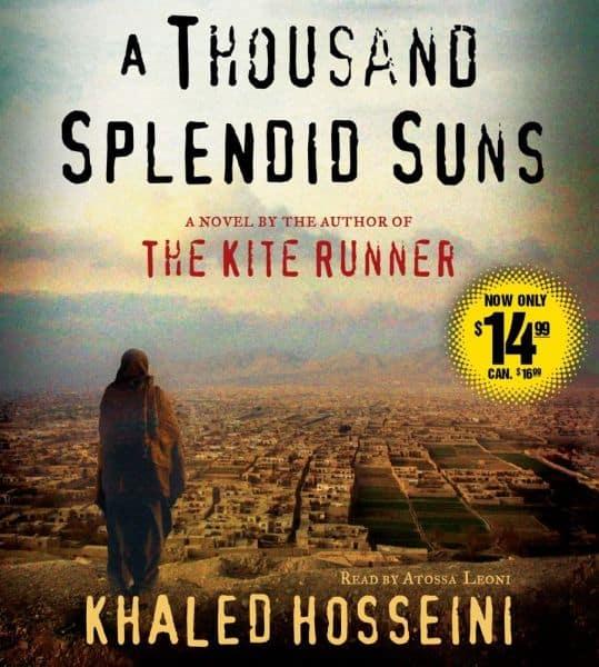 A Thousand Splendid Suns -Khaled Hosseini
