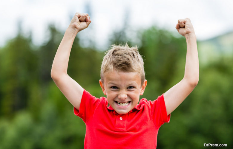 Deal with Overconfident Children