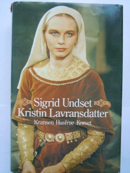 Kristin Lavransdatter by Sigrid Undset