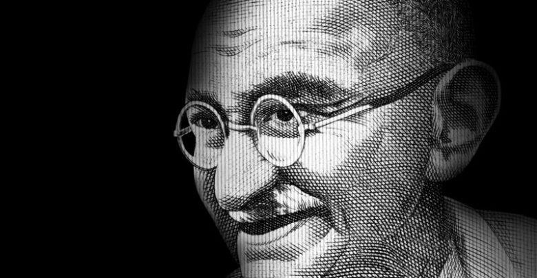 My life is my message - Mahatma Gandhi