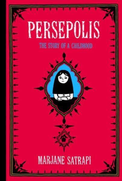 Persepolis -Marjane Satrapi
