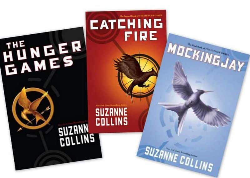 The Hunger Games Trilogy bySuzanne Collins