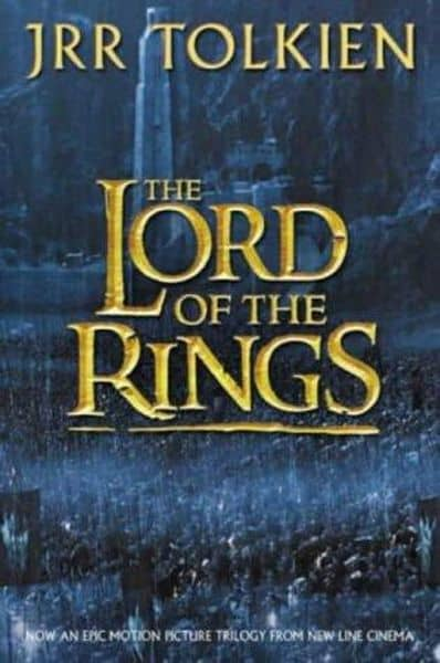 The Lord Of The Rings - J.R.R Tolkien