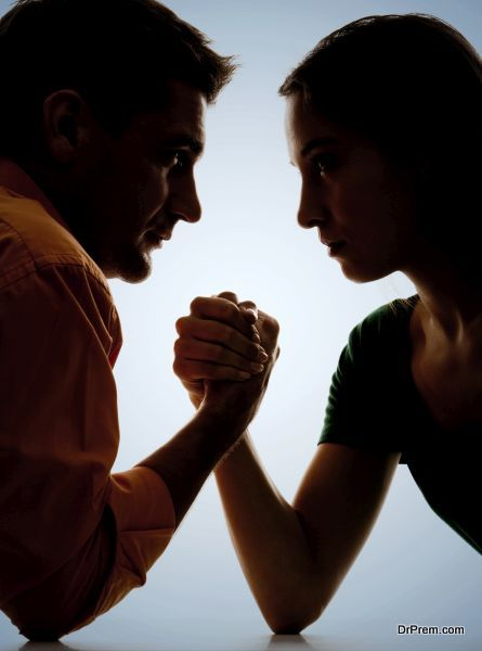 No relationship is free of conflict