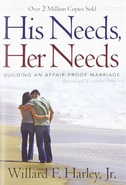 His Needs, Her Needs Building an Affair Proof Marriage