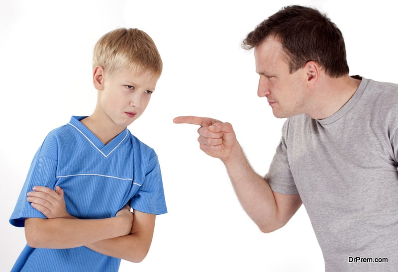 Guide to deal with narcissist father