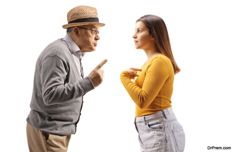 deal with narcissist father-in-law