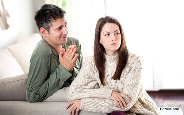 dealing with narcissistic partner