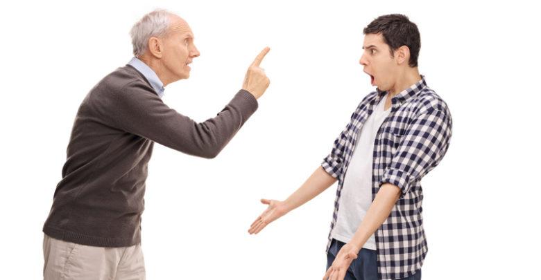 interfering parent