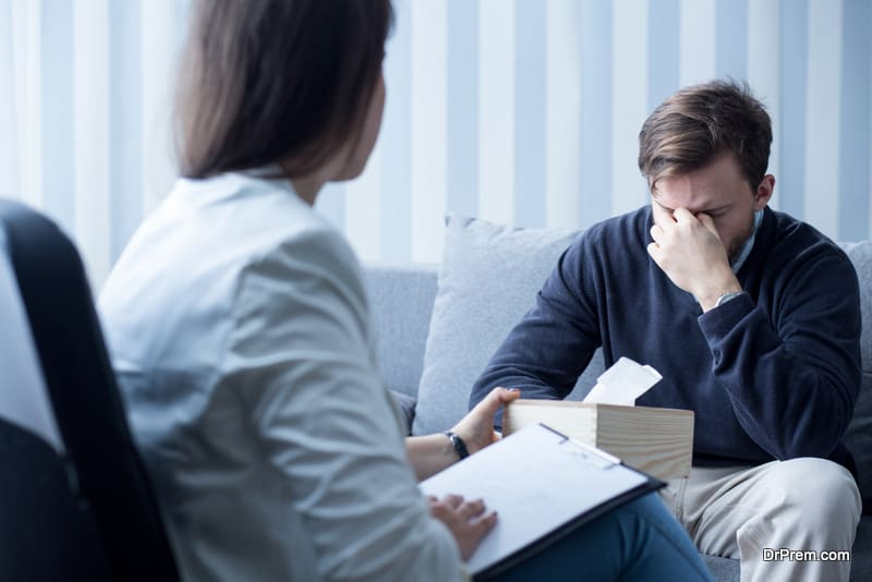 start counseling