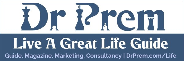 Live A Great Life Guide & Coaching with Dr Prem & Team | Carve Your Life