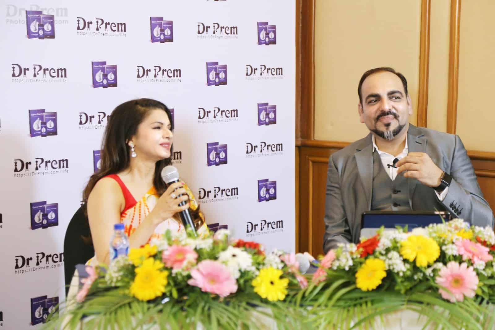 Dr Prem Carve Your Life