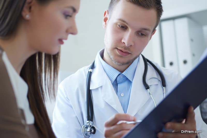 physician's credentials and experience plays a crucial role