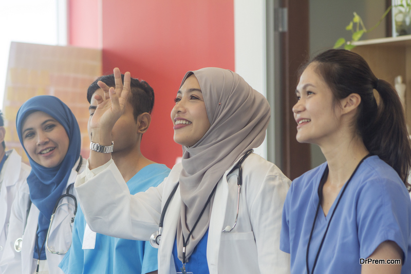 trained and proficient malaysian medical staff