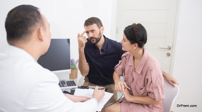 liaison between patient and the doctor