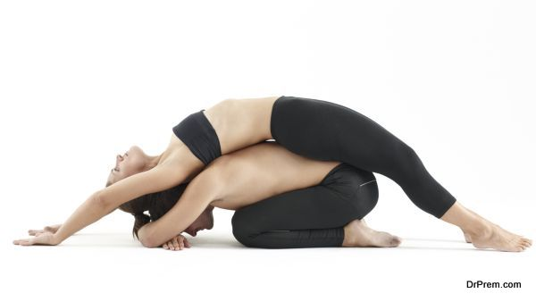yoga pose for better sex life