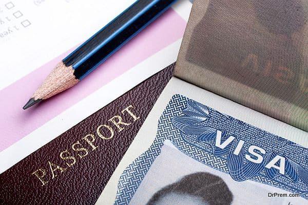 passport and visa