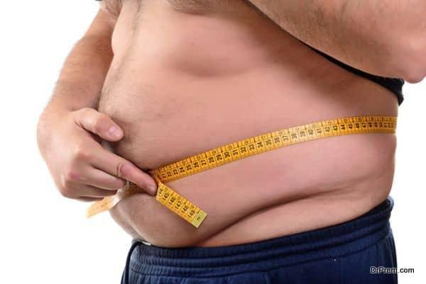 fat deposits