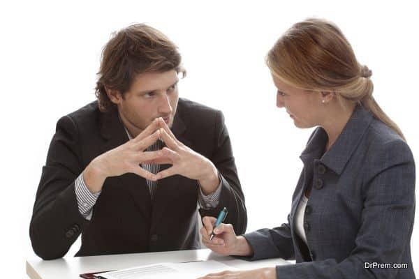 Business glances exchange