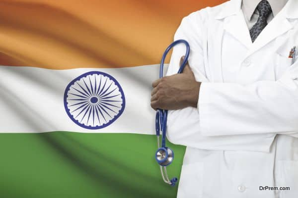 Concept of national healthcare system - India