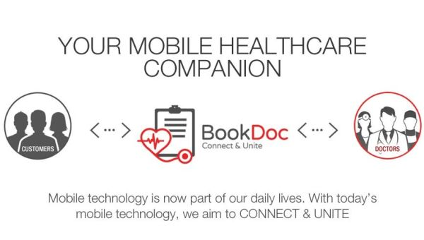 BookDoc is your mobile healthcare companion