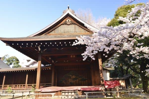 Yasukuni Shrine, Japan