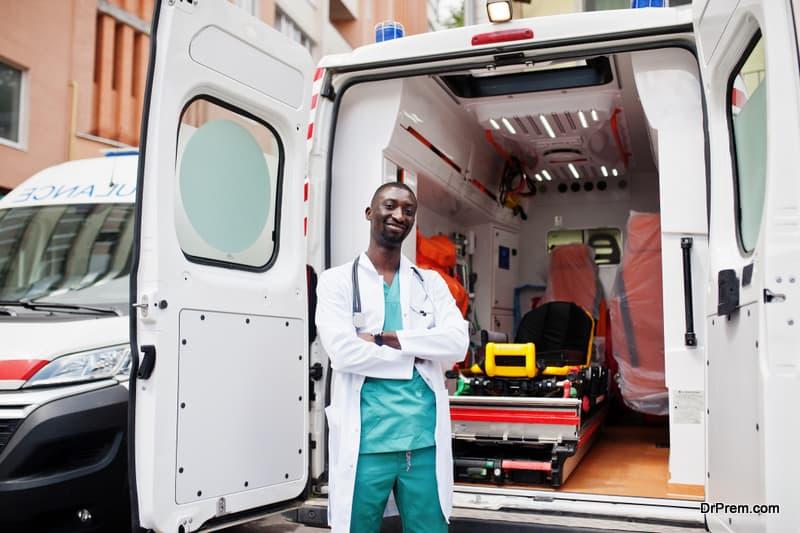 national ambulance service