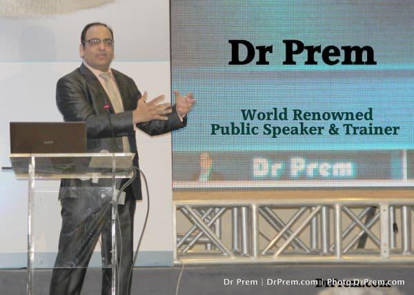 Dr Prem Public Speaking Trainer & Coach