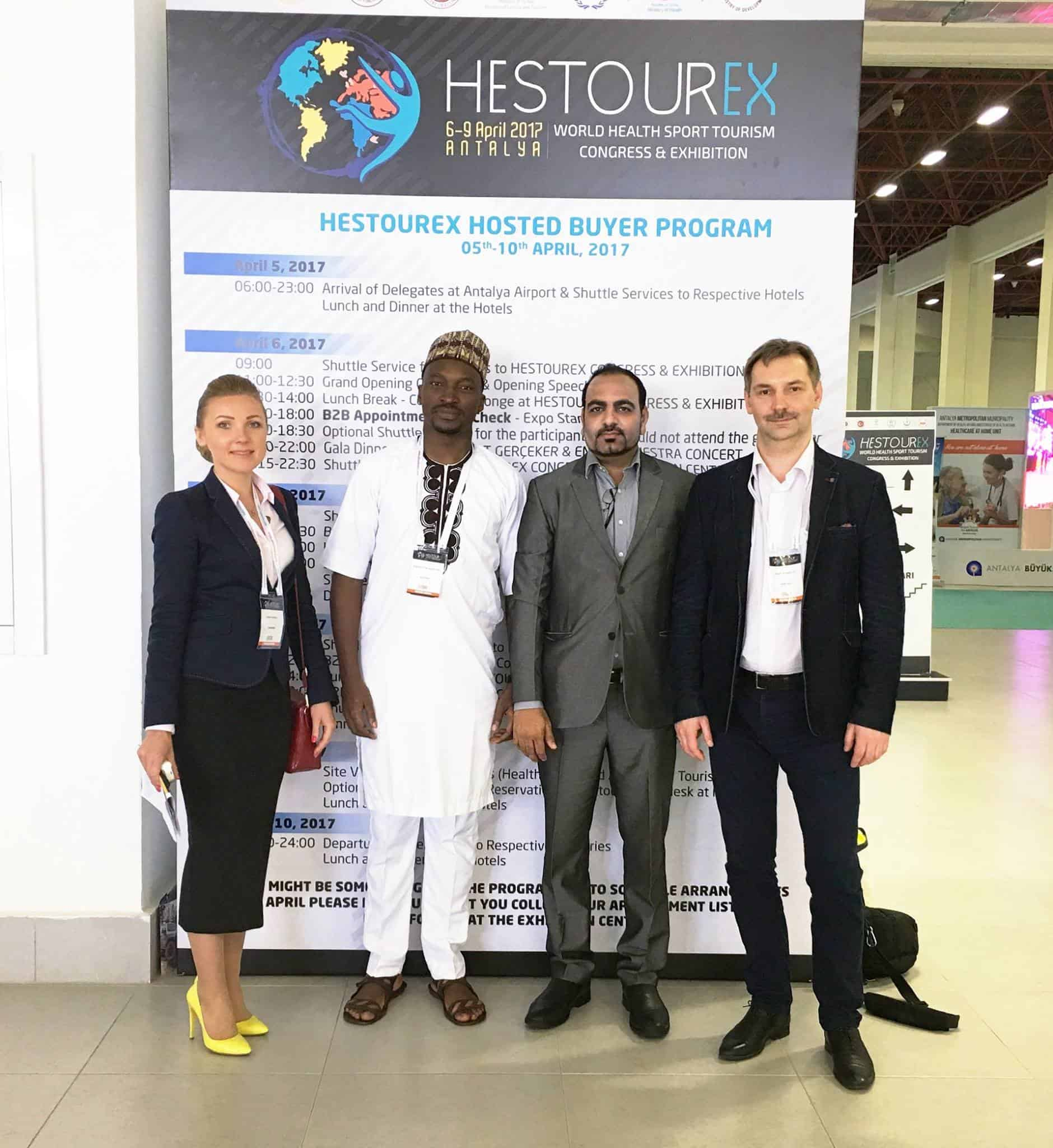 Photo of Hestourex 2017 – World Health Tourism And Sports Tourism Congress – Review by Dr Prem Jagyasi