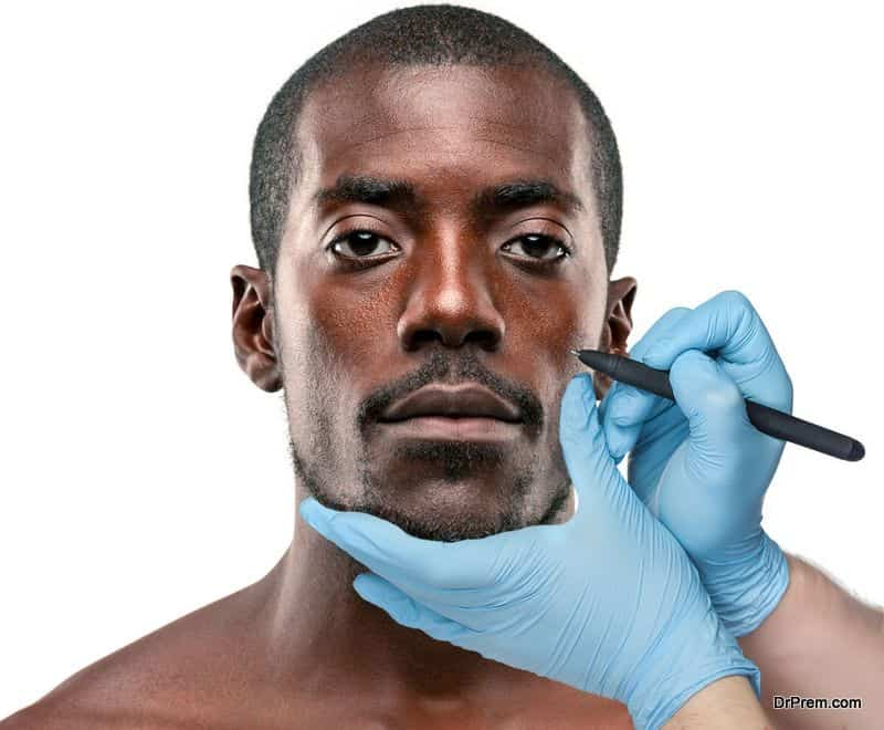 male on medical and cosmetic surgery tourism