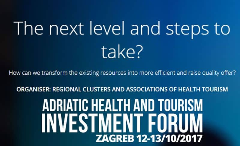 Adriatic Health and Tourism Forum