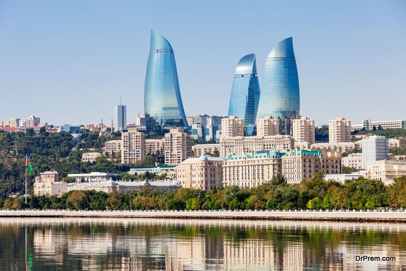 Azerbaijan's tourism industry