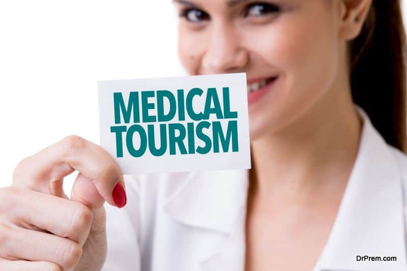 history of organized medical tourism