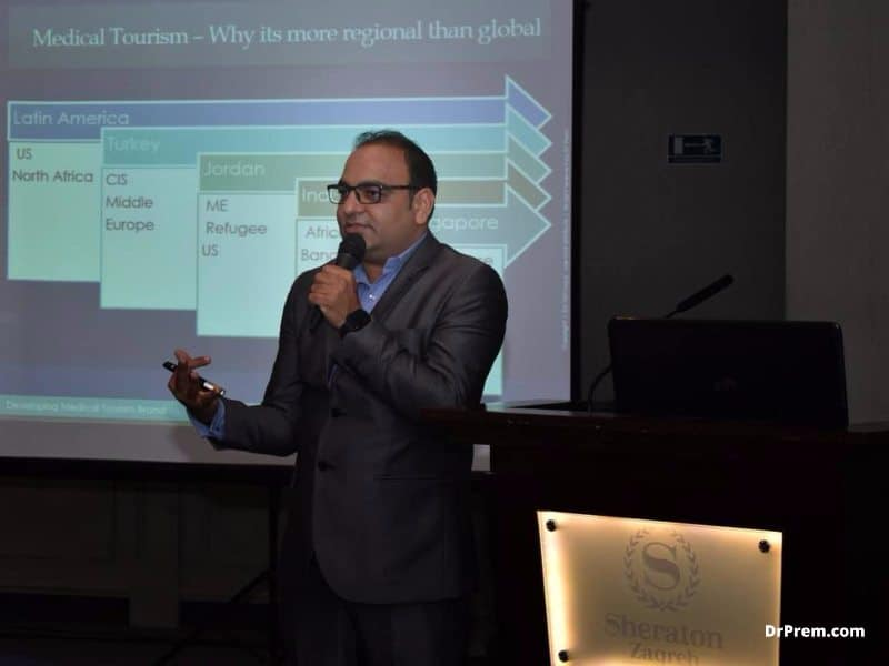 Adriatic – Its potential to grow as a health tourism destination