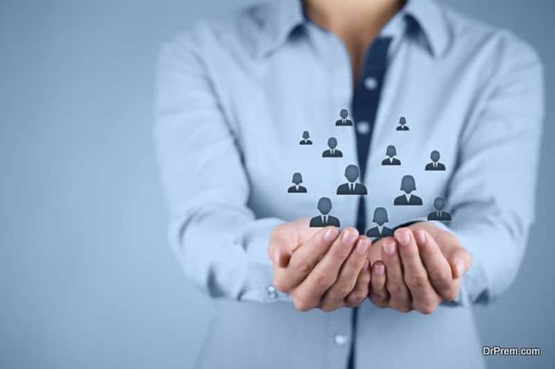 broadening the customer base