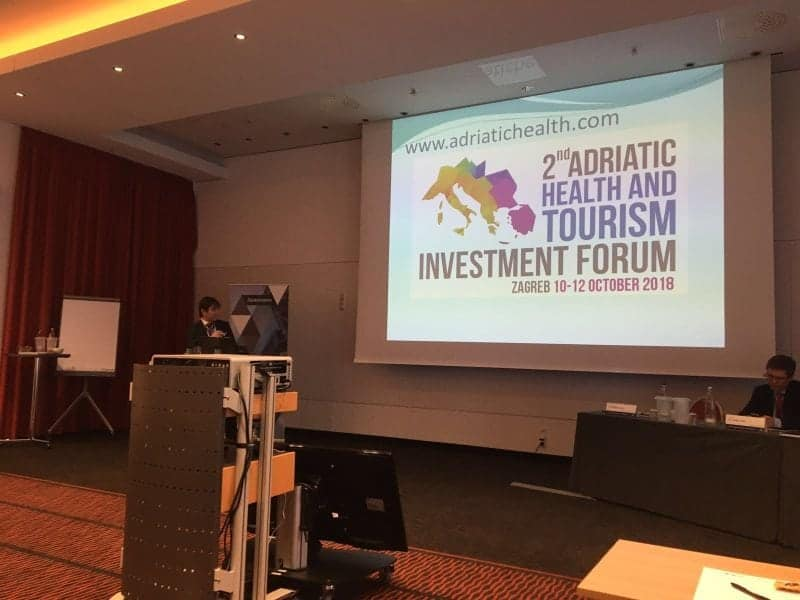 2nd Adriatic Health Tourism (AHT) Investment Forum