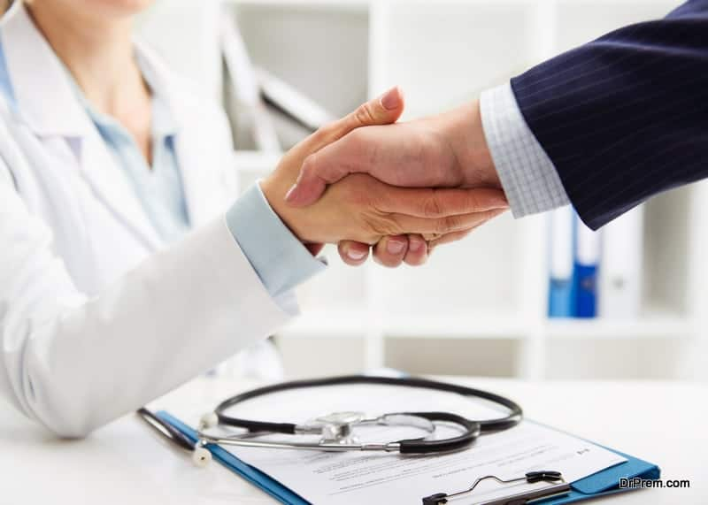 medical tourism contracts and agreements