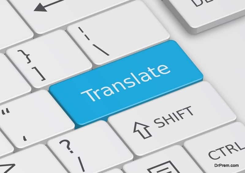 online or machine translators