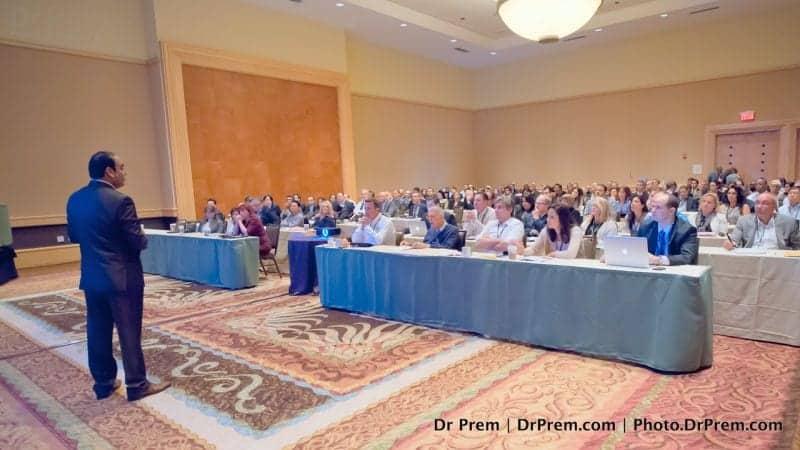 Dr-Prem-delivering-a-speech-at-a-medical-tourism-conference