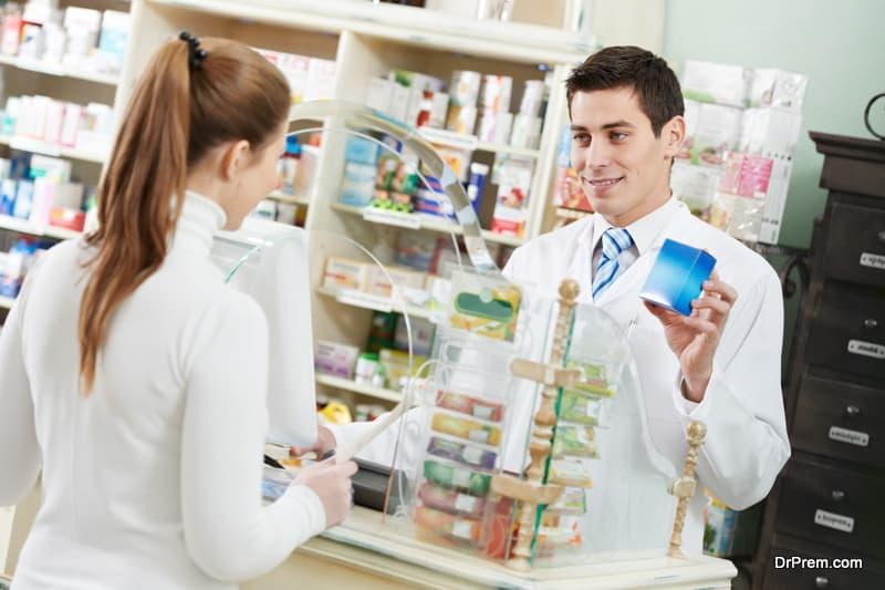 Drug shopping