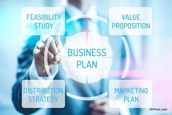 customized business plan