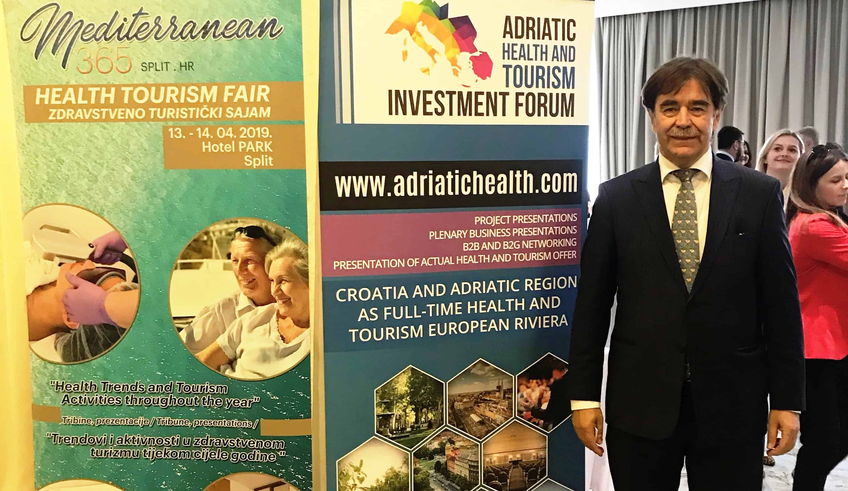 Photo of 3rd ADRIATIC HEALTH AND TOURISM INVESTMENT FORUM Scheduled ON OCTOBER, 21-22, ZAGREB
