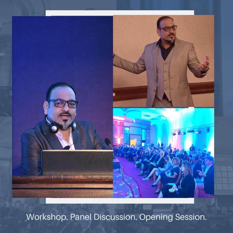 Dr. Prem's participation