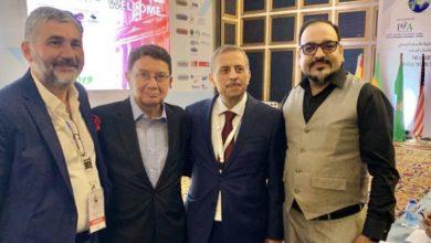 Emin Cakmak and Dr Prem Jagyasi